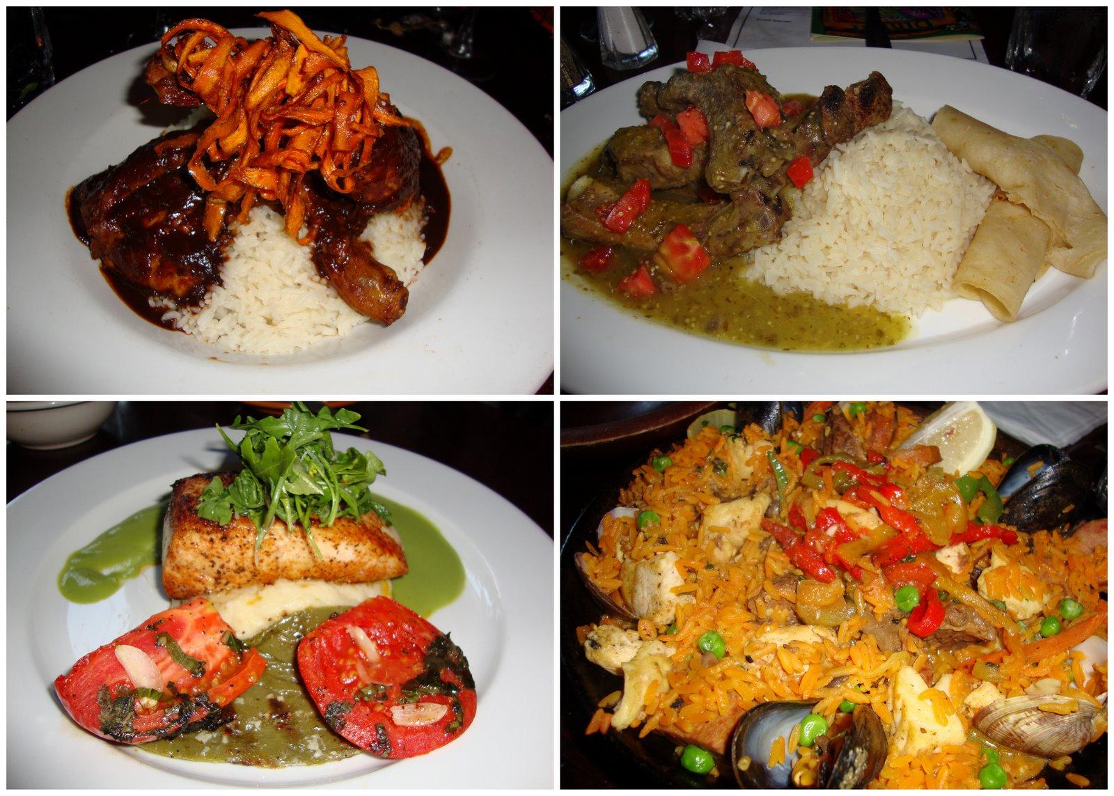 Alegria Cocina Latina Long Beach California