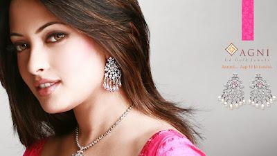 Riya Sen in Agni Jewellers ad picture hq
