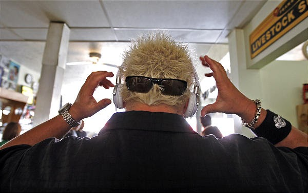 31afa66d67d Fans of Guy Fieri  Guy Fieri on dining in New York and beyond