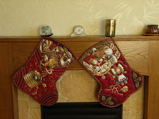 Hand-crafted stockings