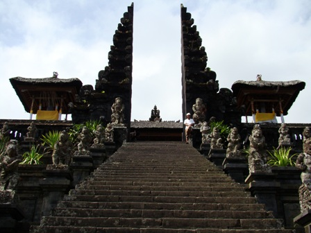 Besakih, templo madre de Bali