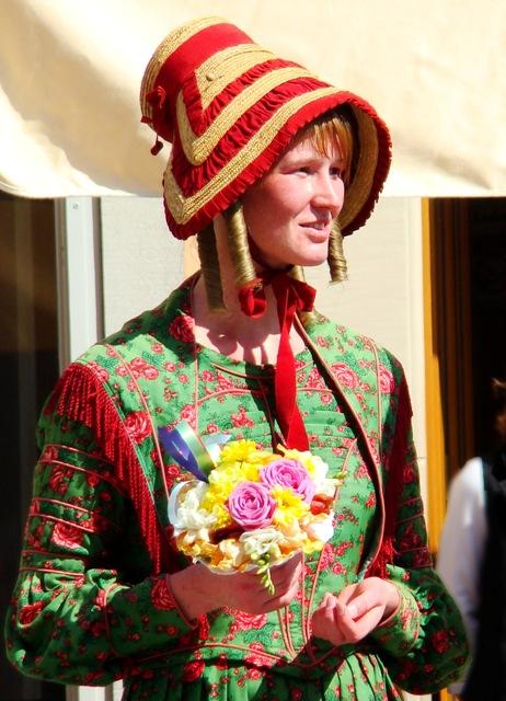 Danza de los pastores Rothenburg ob der Tauber