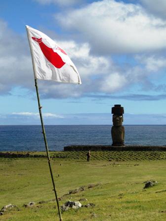 Toma de Rapa Nui - Independencia de la Isla de Pascua