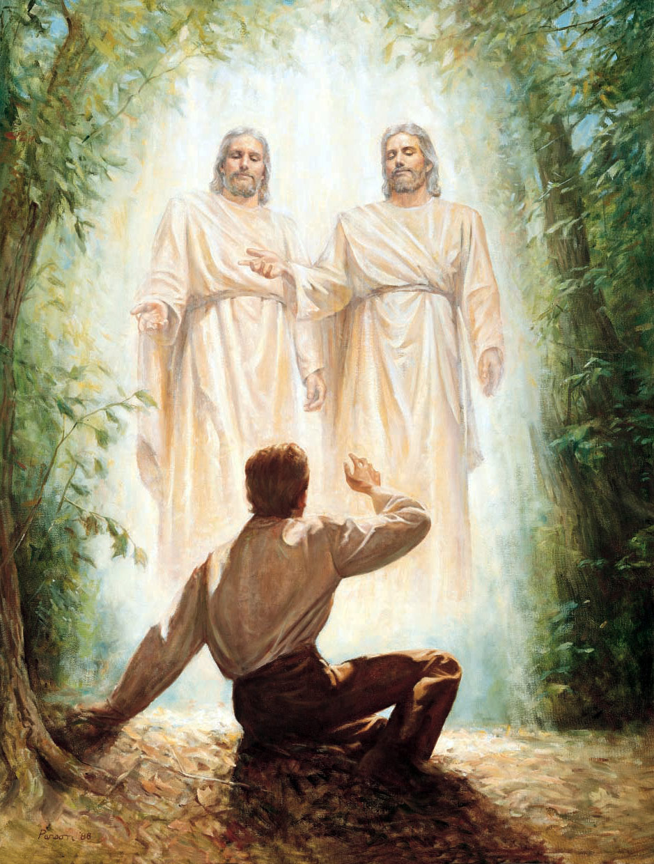 Joseph Smith First Vision