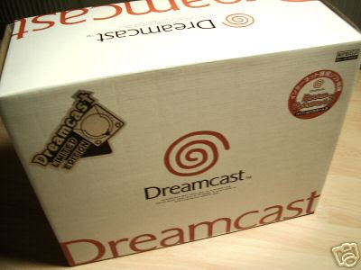 Silver Dreamcast