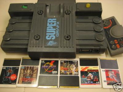 Retro Treasures: The PC Engine Super Grafx