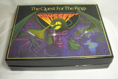 The Quest for the Rings Odyssey 2 box
