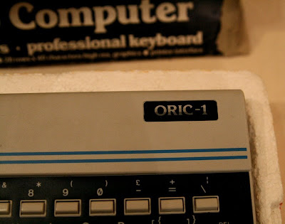 Tangerine Computer Systems oric-1