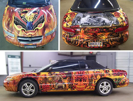 This Blog Favorite 30 Brilliant Vinyl Car Wrap Designs