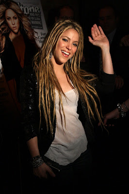 Shakira At Her Rolling Stone's Magazine Cover Launch Party hot image