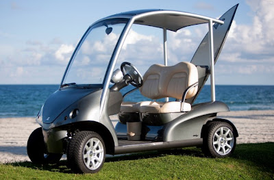 World's Most Exclusive Golf Cart image