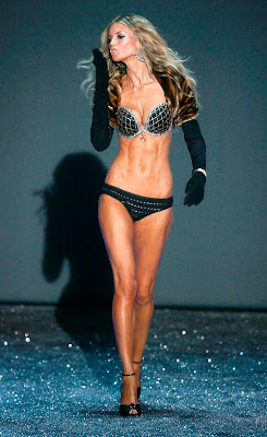 Victoria's Secret fashion show 2009 hot pictures