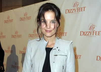 Katie Holmes Legi at Dizzy Feet Foundations Inaugural Celebration pictures