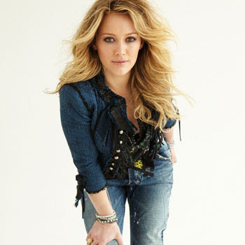 Hilary Duff Cover of Nylon Magazine January 2010 images gallery