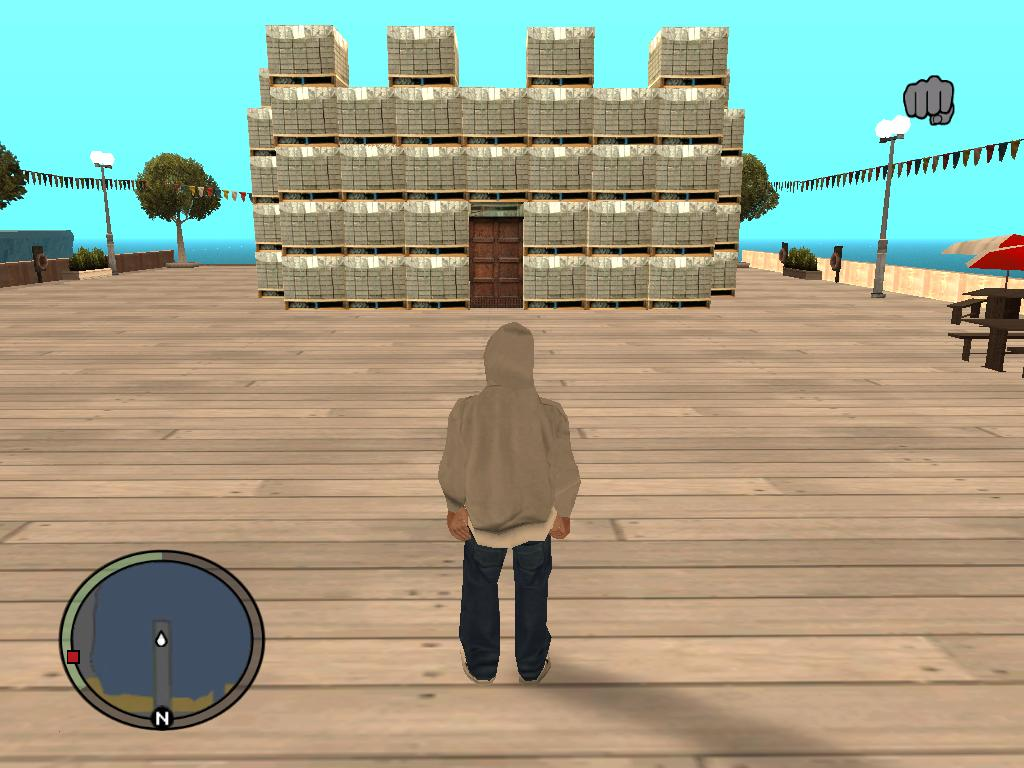 hack: cheat gta san andreas
