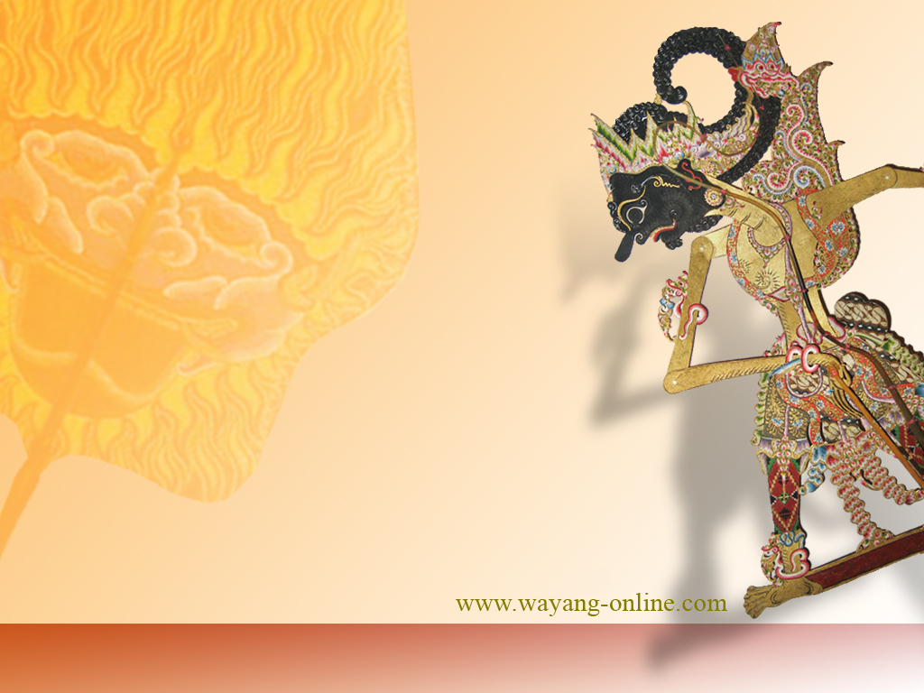Wallpapersku Indonesian Wayang Desktop Wallpaper