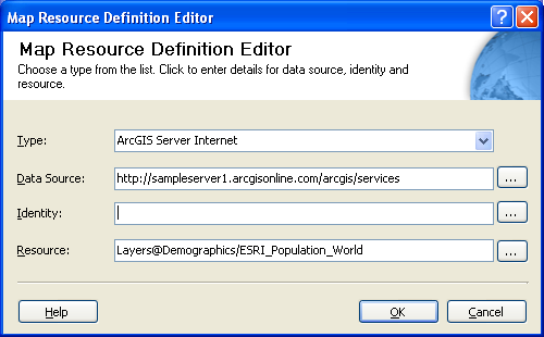 Sergent Solutions Blog: ESRI Print to PDF Task Sample for