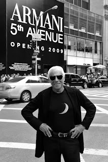 After 35 years in fashion, Giorgio Armani opened has his own store on New  York s Fifth Avenue across the street from Bergdorf. As Giorgio says about  his ... 53bab2f9137