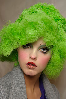 The Beauty of Life: Trend-Spotting: Crazy Colored Hair