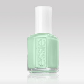 Essie, Essie Mint Candy Apple, Essie nail polish, Essie nail varnish, Essie nail lacquer, manicure, nails