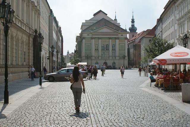 Teatro de los Estados Praga