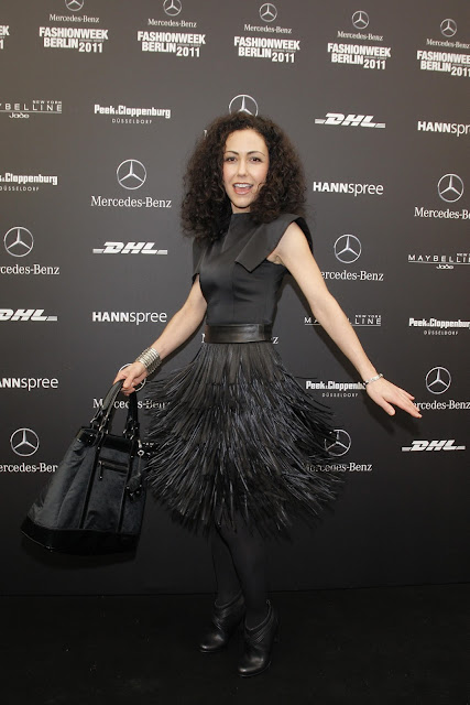 The Mercedes-Benz and VOGUE Fashion Night