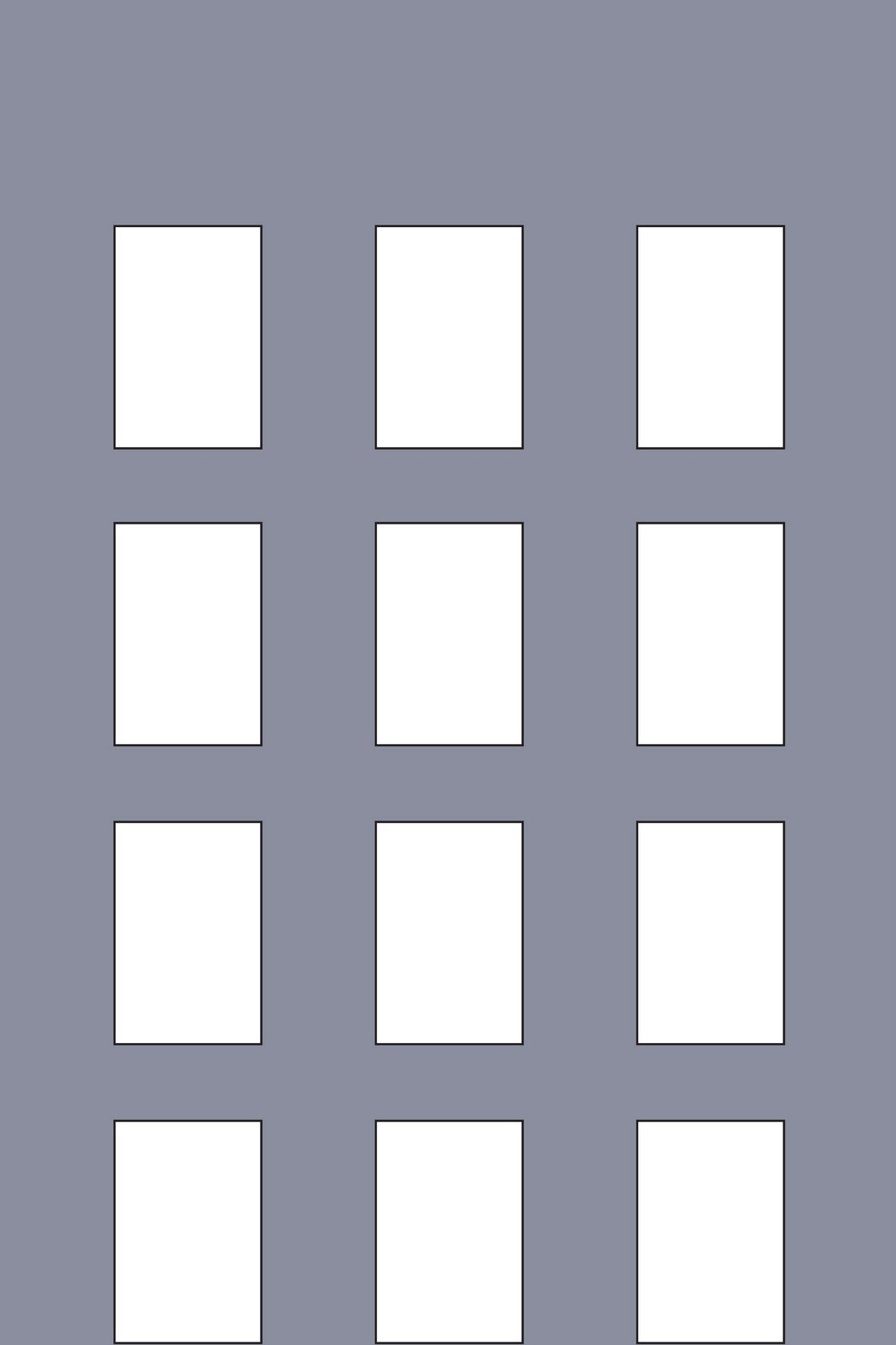 building template