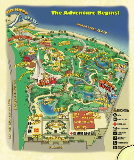 Jungle Island Miami Fl Tickets
