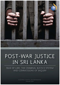 Post-war justice in sri lanka : International Commission of Jurists