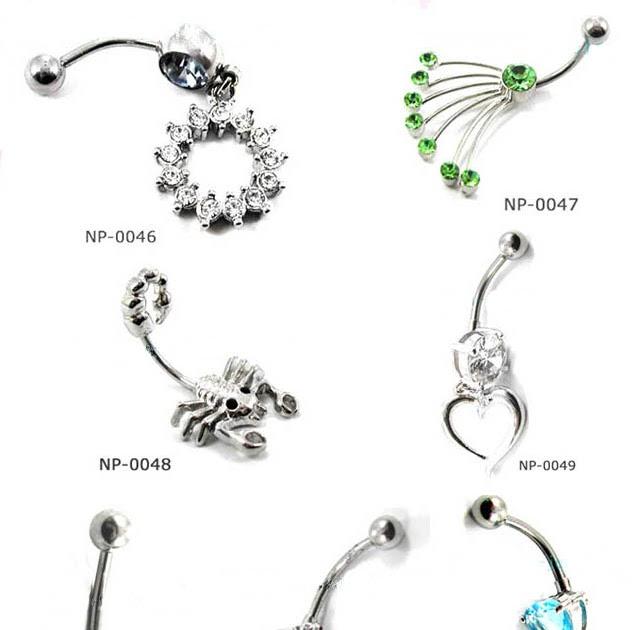 spenungallu: unique body piercings for women