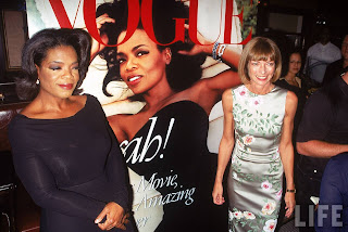 Talk Of The Day: Anna Wintour vs. Oprah Winfrey