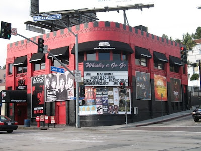 LA's Whisky a Go-Go Named 'Greatest Rock Venue Of All Time'