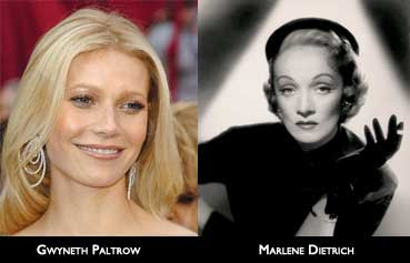 Gwyneth Set To Portray Miss Marlene Dietrich?!!?