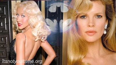 Christina Aguilera as Batmans Vicki Vale?