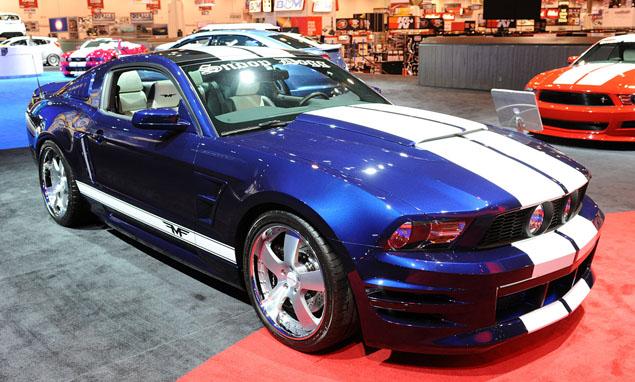 Hot Cars Tv Snoop Dogg Receives Custom Ford Mustang