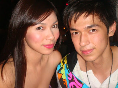 David Chua, Regine Angeles