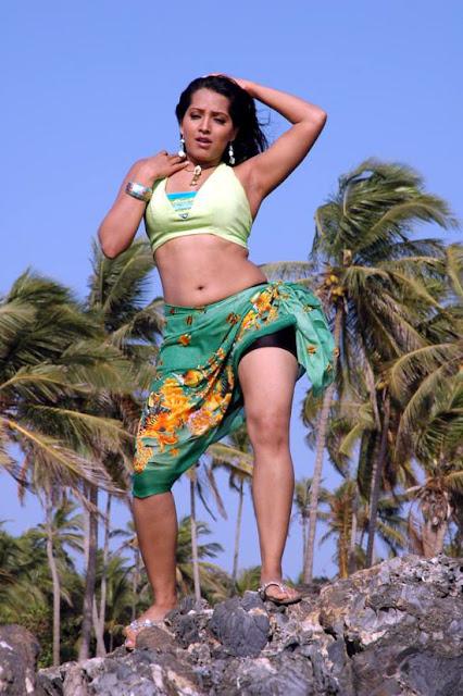 Film Actress Photos: Meghna Naidu Expose Navel Armpits and ...