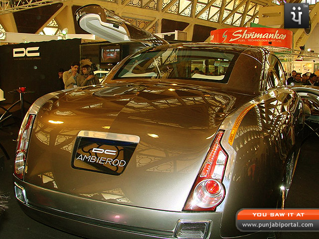 Dc ambierod forgotten ambassador concept 2015 tech world for Dc motors car sales