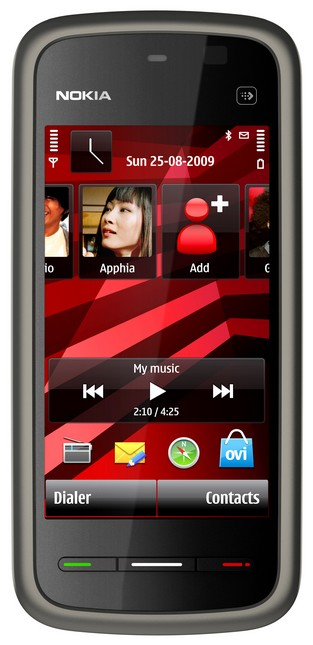 latest mp3 player for nokia 5233