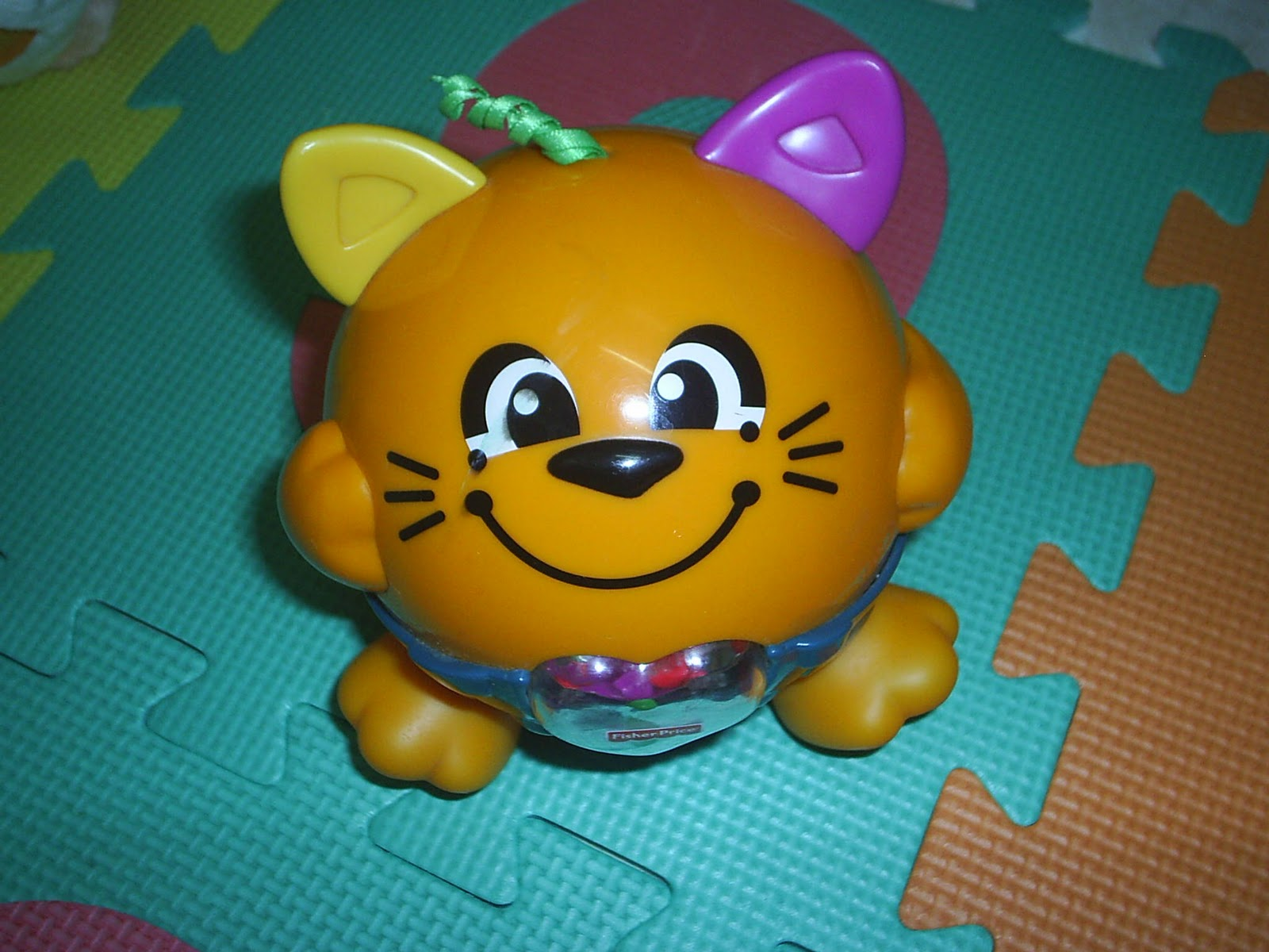 Adamaliff Preloved Items Fisher Price Toy Cat Sound And