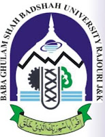 Baba Ghulam Shah Badshah (BGSB) University Rajouri