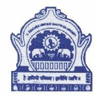 Recruitment in Marathwada University Aurangabad