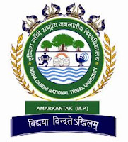 Recruitment in IGNTU Amarkantak