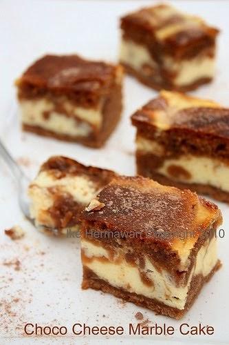 Resep Choco Cheese Cake