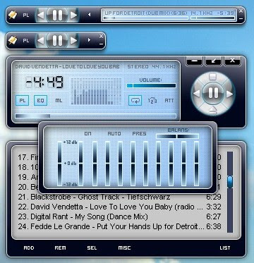 Winamp Skin Fantastic Photos