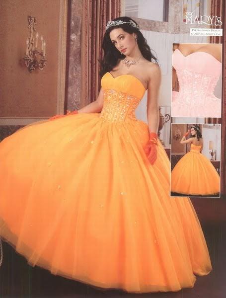 Relative Blogs Quinceanera Dresses 2011