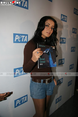 Celina Sizzles at Peta Calendar Launch