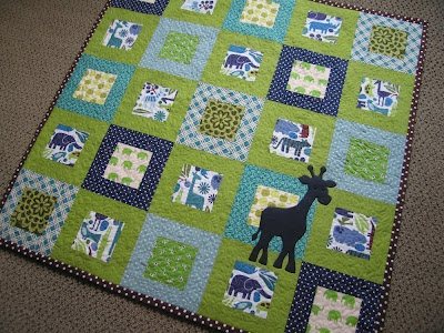 Easy Baby Boy Quilt Pattern – Sewing Patterns for Baby
