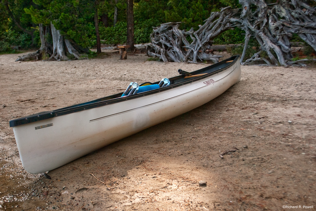100 Lakes on Vancouver Island: Can You Teach an Old Paddler