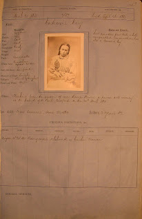 Catherine May 1863